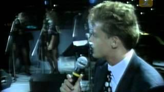 Luis Miguel, Sunny, Festival de Viña 1990