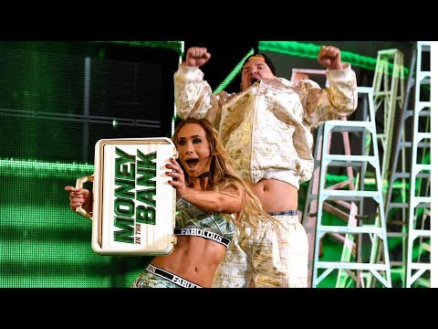 WWE Money In The Bank 2017 Reactions (видео)