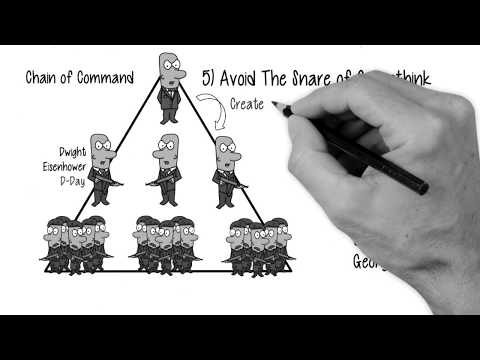 The 33 Strategies of War (Animated)