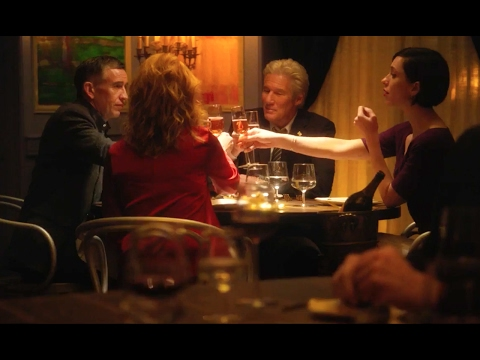 The Dinner trailer: Richard Gere, Laura Linney, Steve Coogan - from Berlinale (видео)