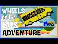 Download Video Wheels on the Bus - A Stop Motion Animation Adventure for Kids