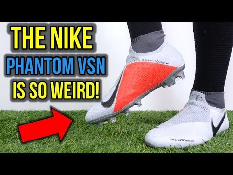 BETTER THAN MAGISTA? - NIKE PHANTOM VSN ELITE DF (RAISED ON CONCRETE) REVIEW + ON FEET