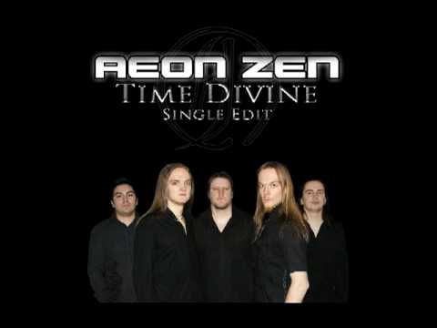 Time Divine Single Edit online metal music video by AEON ZEN