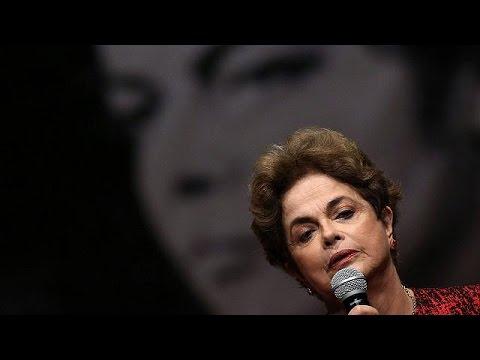 Βραζιλία: Απολογείται ενώπιον της Γερουσίας η Ντίλμα Ρούσεφ