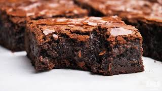 The Best Fudgy Brownie Recipe   Simple Way Of Making The Perfect Fudgy Brownie