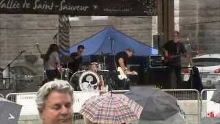 2014 STEVEY G'S I Put a Spell on You - 6e, Festival Nuits Blues Laurentides - Gagnant du Concours Nu