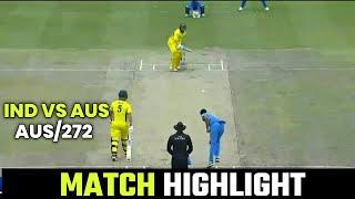 india vs australia 5th ODI Full MATCH HIGHLIGHT 2019//ind vs Aus 5th odi full match highlight