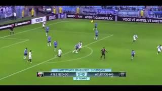 Grêmio 3 x 1 Ponte Preta - Melhores Momentos - Brasileirão 2017