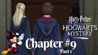 Harry Potter Hogwarts Mystery Chapter#9 Part 1: GATHERING OF GRYFFINDORS | Year 1