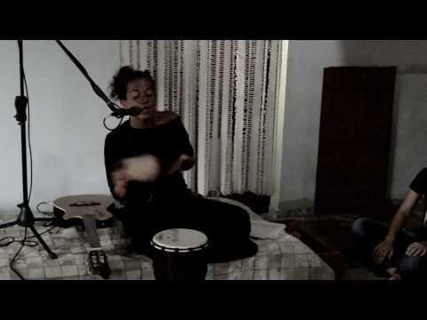 kaaren volkmann - 'a embaúba' (ensaio em casa na silveira)