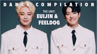 Video [더 유닛] The UNIT: EUIJIN & FEELDOG | Short Dance Compilation MP3, 3GP, MP4, WEBM, AVI, FLV Agustus 2018