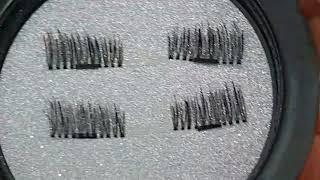 """Video Poser des faux cils magnetiques """"dans la vraie vie"""" MP3, 3GP, MP4, WEBM, AVI, FLV November 2017"""