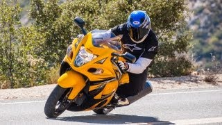 2. 2013 Suzuki Hayabusa First Ride - MotoUSA