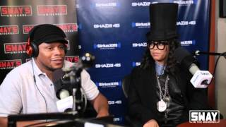 Sways Universe - Erykah Badu: Delivering 40 Babies, Body Imaging, New Music & Having a Sweet Vag