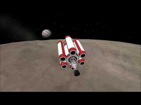 Europa And Back - Val's KSP RSS Vacation