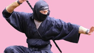 Ninja Studies Degree Now Available | Simon's Peculiar Portions