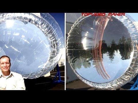 ecco i globi solari - 400 volte più efficienti dei pannelli solari!