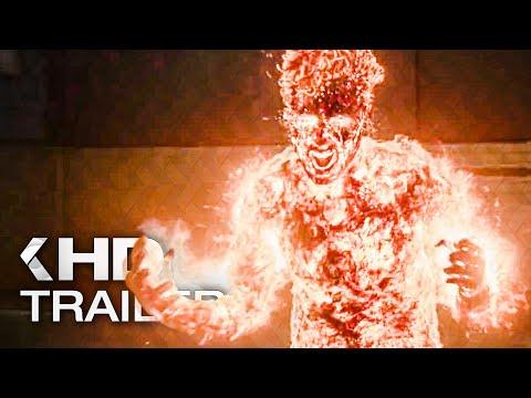 X-MEN: THE NEW MUTANTS Comic-Con Trailer (2020)