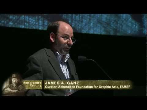 Rembrandt's Art of Darkness presented by James A. Ganz