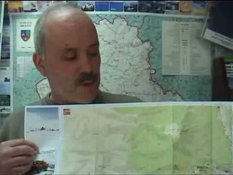 Pliante si harti gratuite pentru turisti
