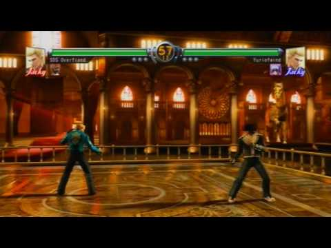 preview-Virtua Fighter 5 Review (Xbox 360 / PS3) (Yuriofwind)