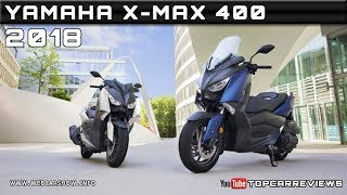 4. 2018 YAMAHA X-MAX 400 Review Rendered Price Specs Release Date