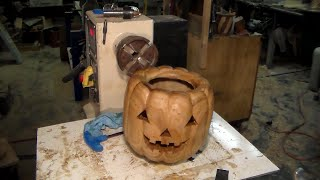 #46 How to blow up a Jack O Lantern