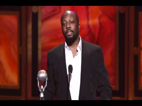 Wyclef - 41st NAACP Image Awards - NAACP/Ford Vanguard Award