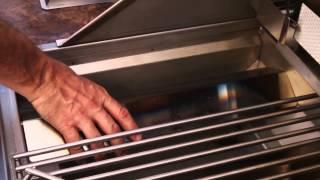 BULL BBQ Searing Burner Installation