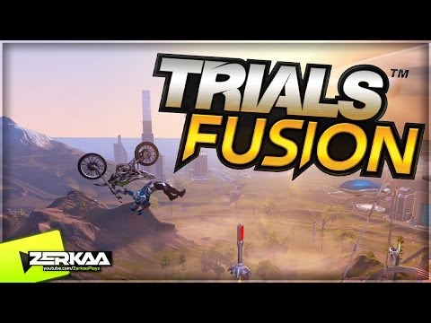 Trials Fusion | Extreme Track with a BMX, New FMX Mode & More!