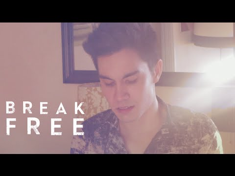 break - Grab the track on iTunes!! https://itunes.apple.com/us/album/break-free-acoustic-ballad/id913998507 And SUBSCRIBE for more!! http://www.youtube.com/subscription_center?add_user=thesamtsui ...