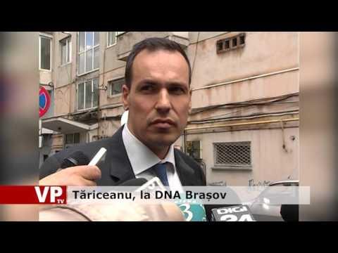 Tăriceanu, la DNA Brașov