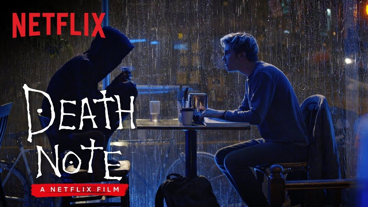 (Trailer) Nat Wolff Decides who Lives & Dies in Netflix's 'Death Note' with Willem Dafoe