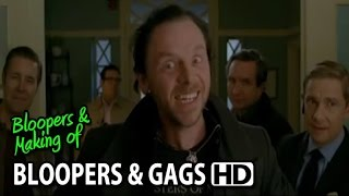 The World's End (2013) Bloopers, Gag Reel&Outtakes (Part1/2)