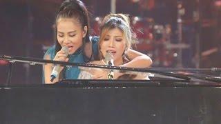 GoodBye l Thu Minh ft Trang Pháp l Gala VN IDOL 2016, than tuong am nhac 2015, than tuong am nhac viet nam 2015, viet nam idol 2015