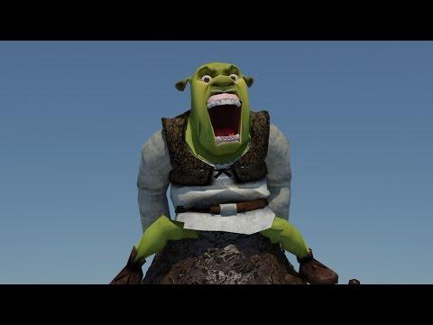 Shrek's Bowel Movement
