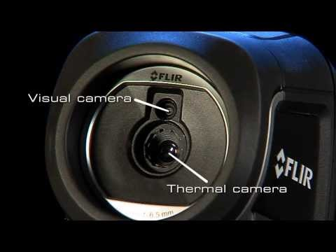 FLIR Ex Series of thermal imaging cameras