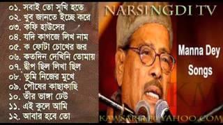 Manna Dey Popular Bangla song Sobai To Sukhi Hote Chai