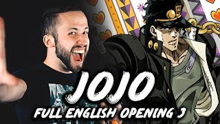 Jonathan Young & SixteeninMono english opening cover of Stand Proud from Jojo►DOWNLOAD NOW:►ITunes: http://apple.co/2r2e6pm►Google Play: http://bit.ly/2sbxZrI►Amazon: http://amzn.to/2rMjnme►Spotify: coming soon --►►►SUBSCRIBE TO BRANDON FOR MORE GUITARhttps://www.youtube.com/user/badoosh12►►►SUBSCRIBE TO RICH FOR MORE SHREDDINGhttps://www.youtube.com/user/richaadebSpecial thanks to Billy for throwing down bass for this track!! https://www.youtube.com/channel/UCMIFZlIm3E7fxattsuRoqgA►MERCH: http://jonathanyoungmusic.com►Donate and win free stuff: https://www.patreon.com/jonathanyoung?ty=hsay hi►Twitter - http://twitter.com/jonathanymusic (@jonathanymusic)►Insta - http://instagram.com/jonathanymusic (@jonathanymusic)►Facebook - http://facebook.com/jonathanyoungmusic►CONTACT - jonathanyoungmusic@gmail.com