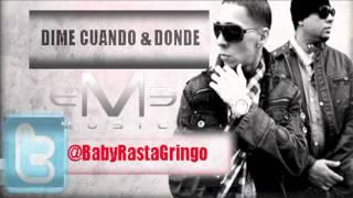 Baby Rasta y Gringo - Dime Cuando y Donde