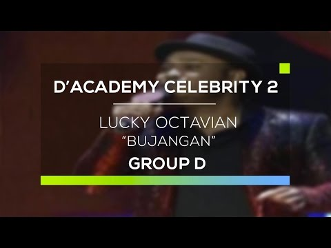 Download Video Lucky Octavian - Bujangan (D'Academy Celebrity 2)
