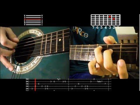 Pangarap Lang Kita – Parokya ni Edgar Intro Guitar Tutorial