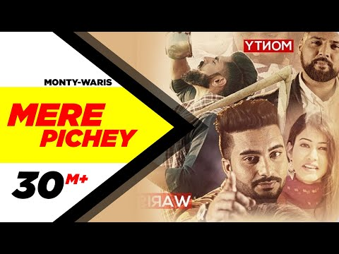 Video Mere Piche (Full Video) | Monty & Waris | Latest Punjabi Song 2016 | Speed Records download in MP3, 3GP, MP4, WEBM, AVI, FLV January 2017