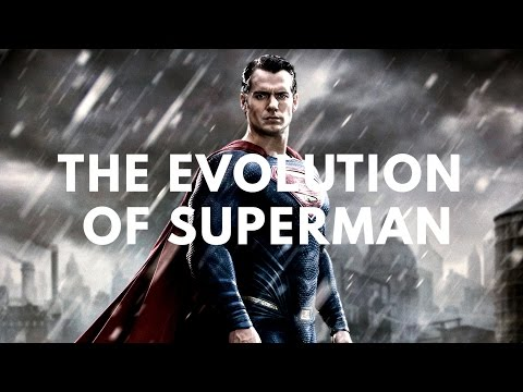 The Evolution Of Superman In TV And Film