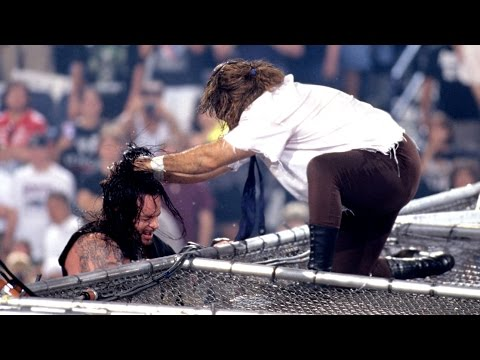 Ferocious moments from Hell In A Cell history