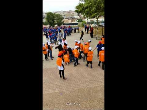 سابع النور 2014 مدرسة النور الاعدادية رهط