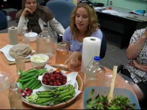 Outdoor Ecological and Experiential Education Class project - An ecologically friendly meal