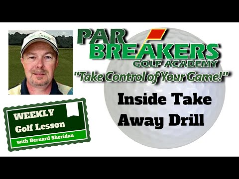 Golf Lesson Takeaway Inside Drill Best Golf Instruction on Youtube