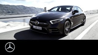 Mercedes-AMG CLS 53 4MATIC+ 2018: World Premiere | Trailer