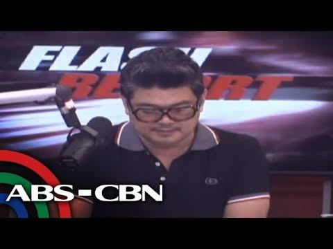 DZMM: Cogie Domingo, 2 iba pa timbog sa drug bust